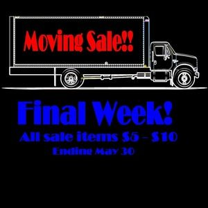Other - MOVING SALE! Drastic Discounts on Quality Items